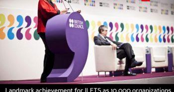Landmark-achievement-for-ILETS-as-10,000-organizations-worldwide-accept-its-test-results