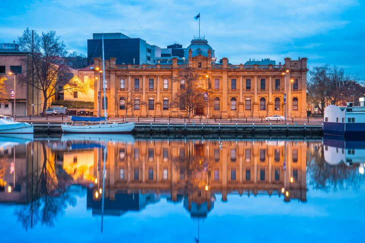 Owing to skyrocketing prices in Melbourne and Sydney, Tasmania attracts seekers of Prestige property
