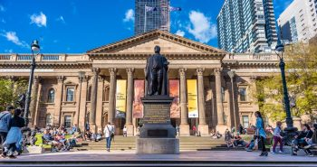 Increase in overseas students chiefly at 4 major Australian Universities