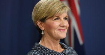 Julie-Bishop-Australia-foreign-ministry