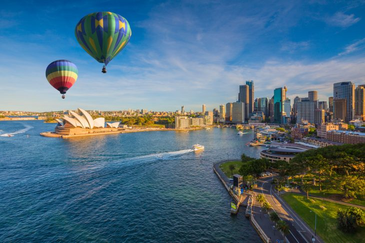 Sydney must embrace immigrants or lag behind IA