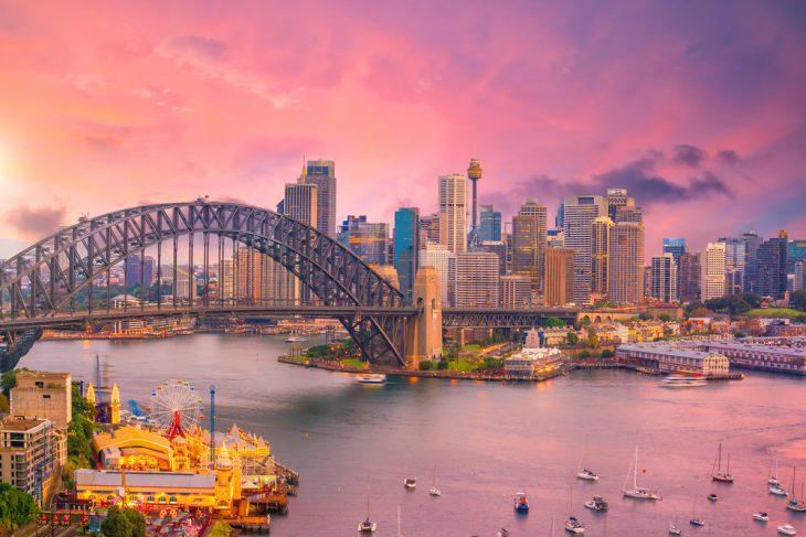 Australia economy High migration is equal to High per capita income