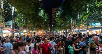 Immigration drives population growth of Australia