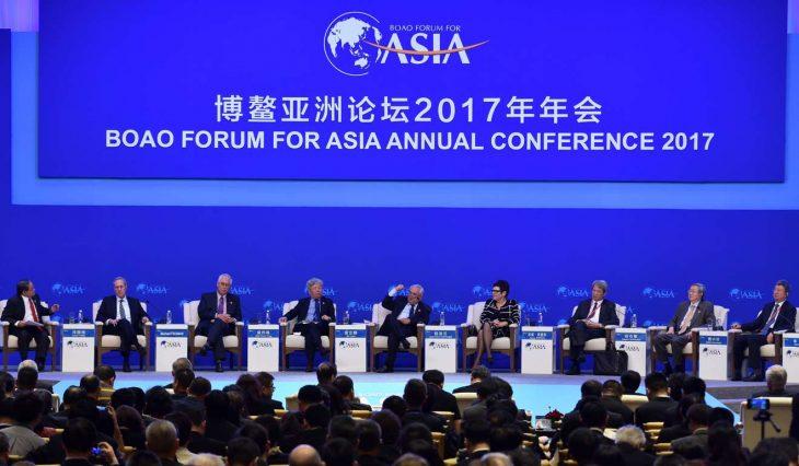 Australian officials and businessmen denied Chinese Visas