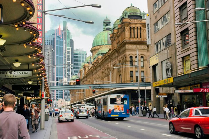 Australia NSW adds new region Central West to SOL