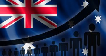 Future population growth of Australia will be driven by immigration