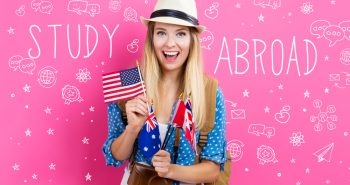 Why is it a good idea to study abroad in Australia