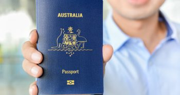 The wait time drops for Australian citizenship