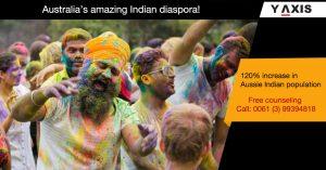 Big, bustling & spectacular! Australia's Indian diaspora