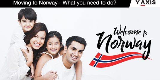 Apply for Norwegian permit