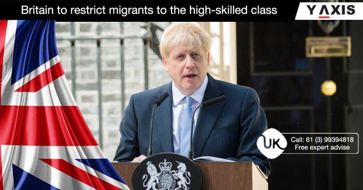 Boris Johnson new immigration policy