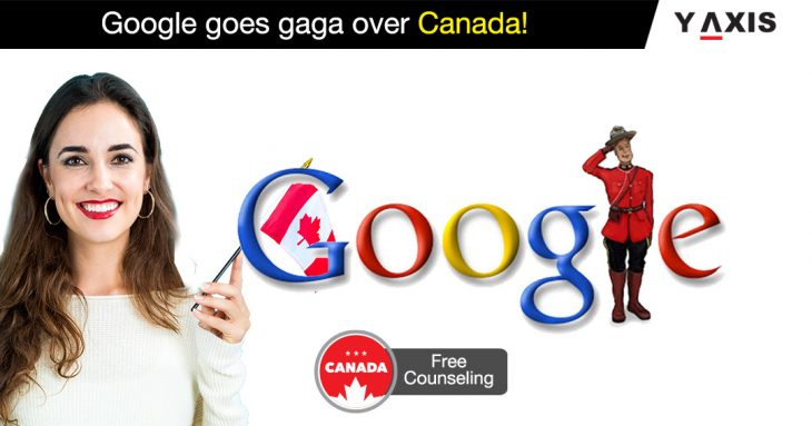 Google in Canada