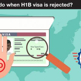 What to do when H1B visa rejected