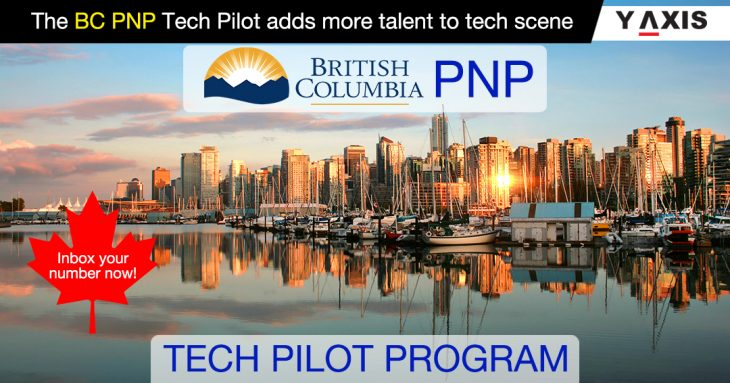 British Columbia tech pilot