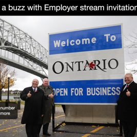 Ontario employer stream temp