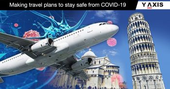 COVID how to travel safe