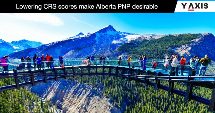 Alberta CRS lower