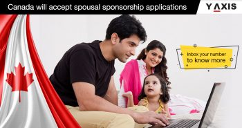 Canada accepting Spousal immigration applications