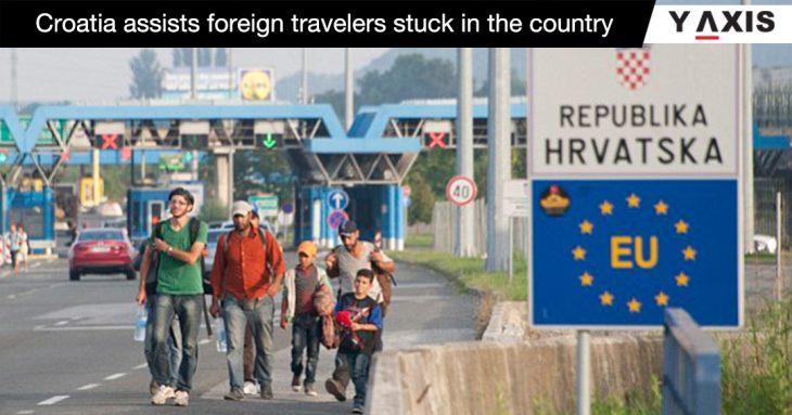 Croatia no action on expired visas