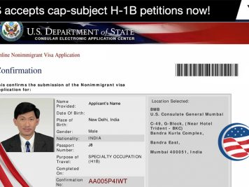 H-1B petitions for FY 2021