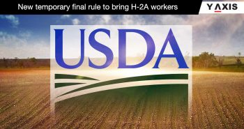USA makes rules to help H-2A visa holders