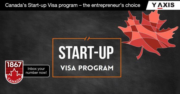 Canada Start-up visa program