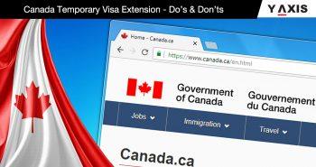 Canada temporary visa FAQ
