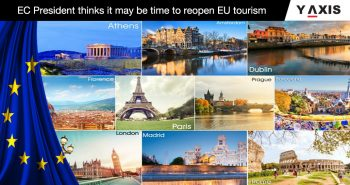Summer holidays in Europe