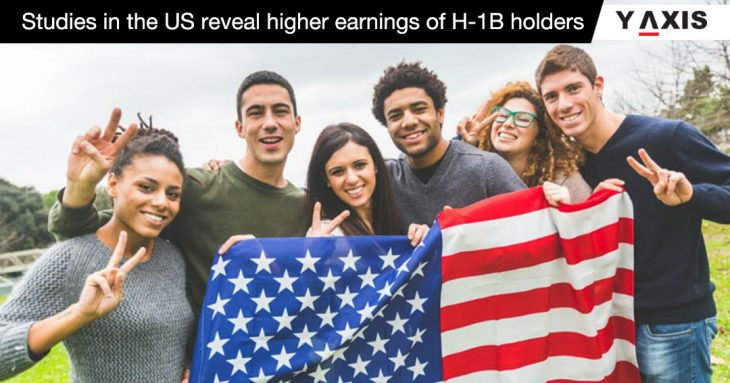 H-1B higher wages