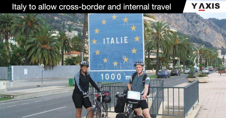 Italy permit travel