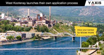 Kootenay opens application