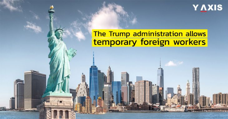 Trump amends visa requirements