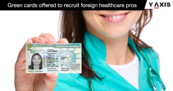 US Green card to foreign nurses