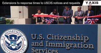 USCIS flexibility for responding