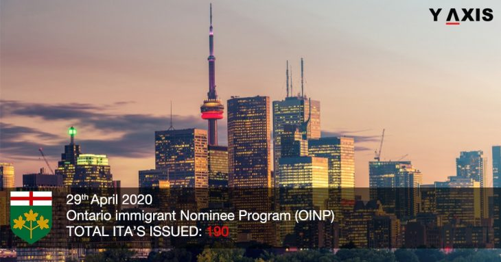 Ontario 190 Latest Draw