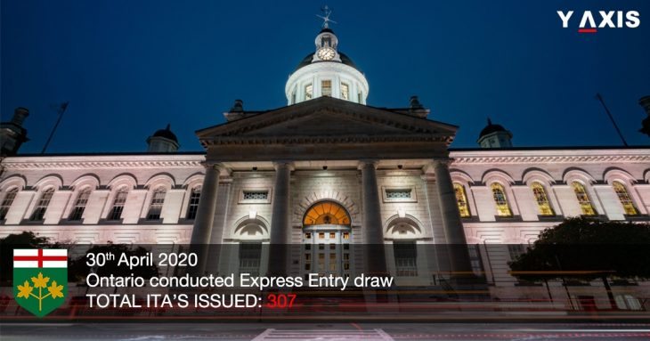 Ontario 307 Latest Draw