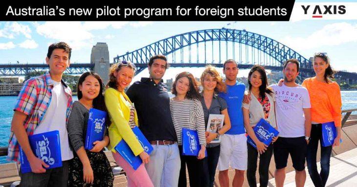 Australia student comeback