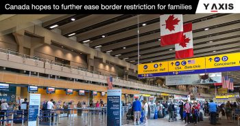 Canada ease travel for families