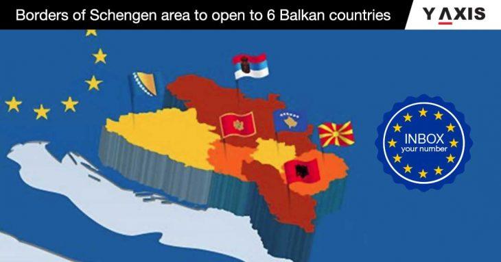 EU open Western Balkan border