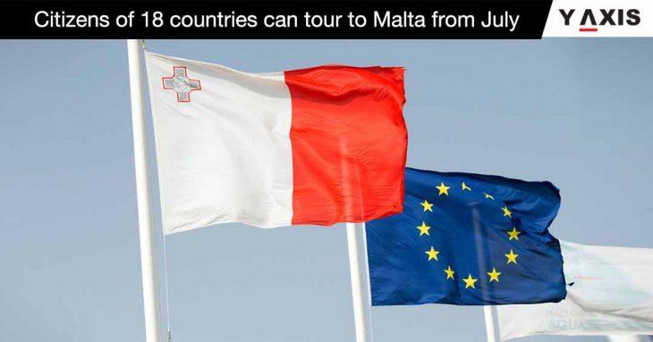 Enter Malta from Jul 1