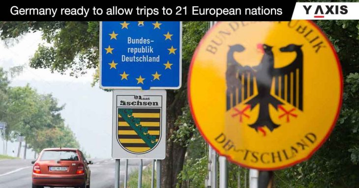Germany lifts restrictions