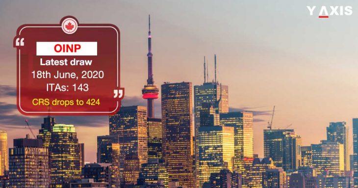 Ontario draw
