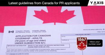 PR guidelines Canada