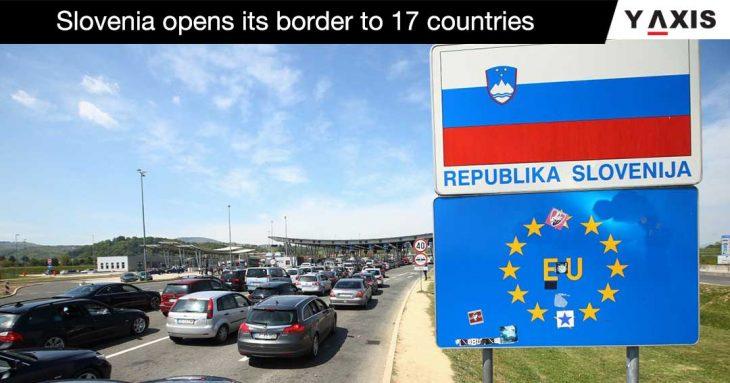 Slovenia open border