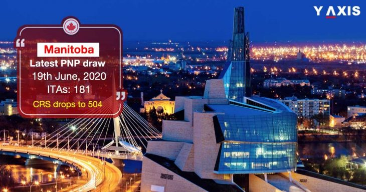 Manitoba PNP Latest Draw