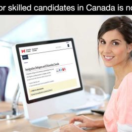 Canada Express Entry Skilled workers