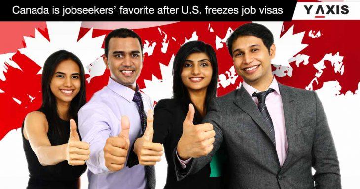Canada new immigrant destination