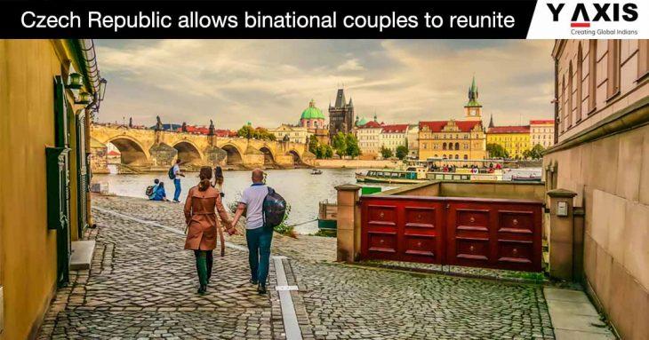 Czech republic lovers enter