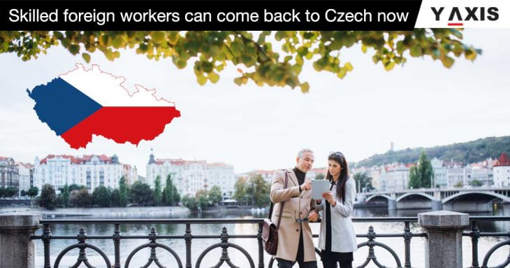 Czech resumes accepting applications