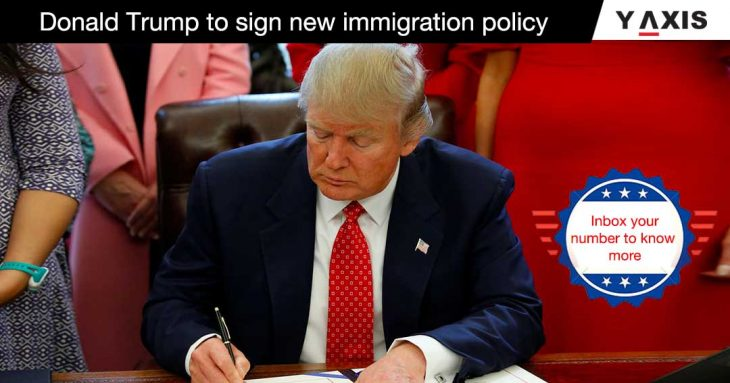 Donald Trump new merit immigration
